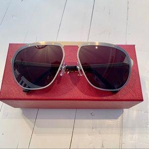 Santos De Cartier men's sunglasses